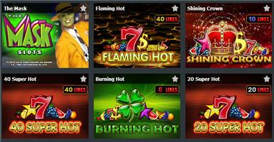 Goalbet casino slots