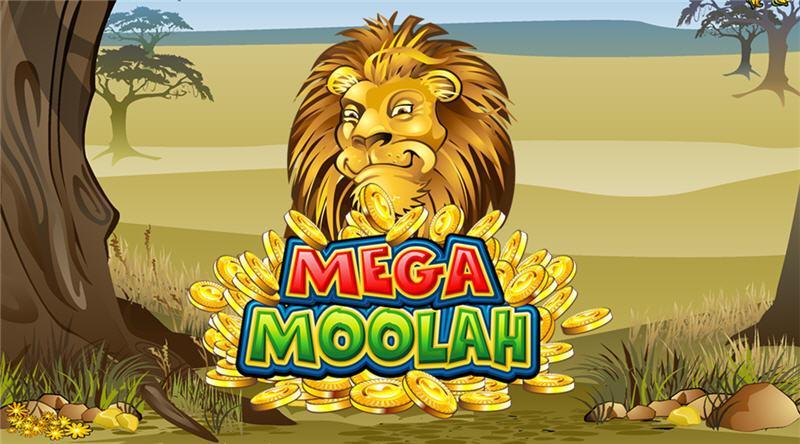 Mega Moolah Φρουτάκι Slot Τζακποτ