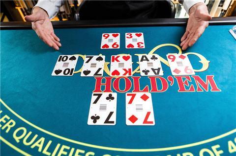Nomimo Poker Ellada