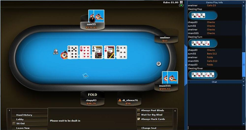 Sportingbet Poker